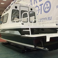 Катер GRIZZLY 750 Cabin
